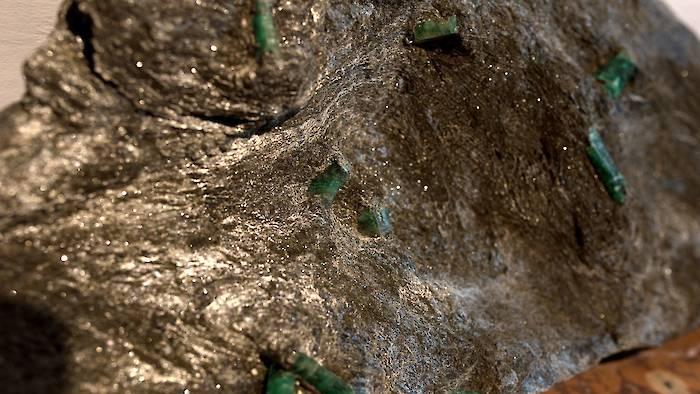 Smaragd Habachtal
