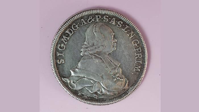 Münzen aus Leoganger Silber